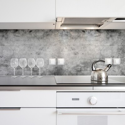 Grunge Self Adhesive Backsplash