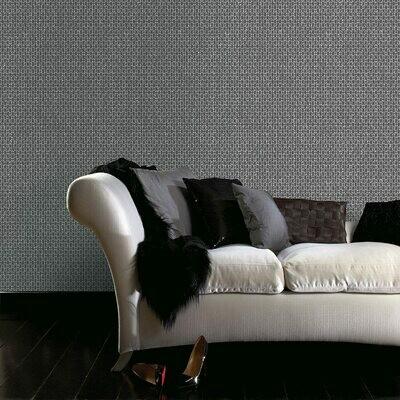 Easy Black Optical Wallpaper