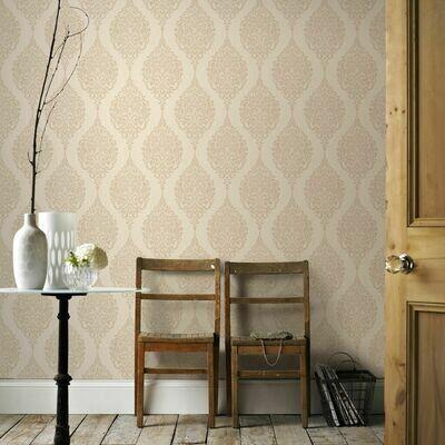 Ariadne Chocolate Wallpaper