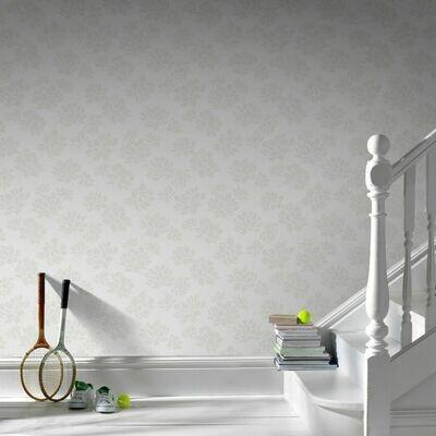 Lotus Flower White Wallpaper