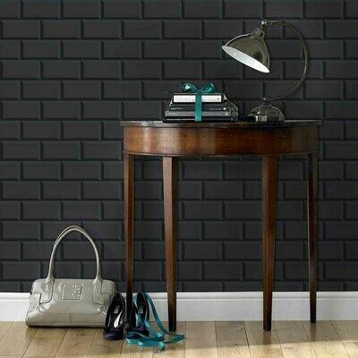 Parisio Noir Wallpaper