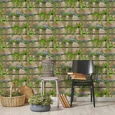 Palissa Vegetal Wallpaper