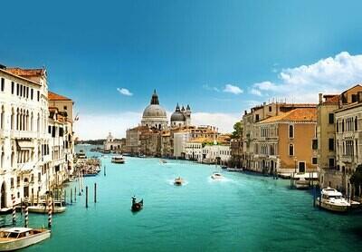 Canal Grande, Venice Wall Mural