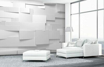 3D-Wall Wall Mural