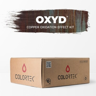 Oxyd - Copper Oxidation Effect Kit 5 sqm