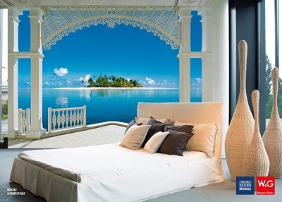 A Perfect Day Wall Mural