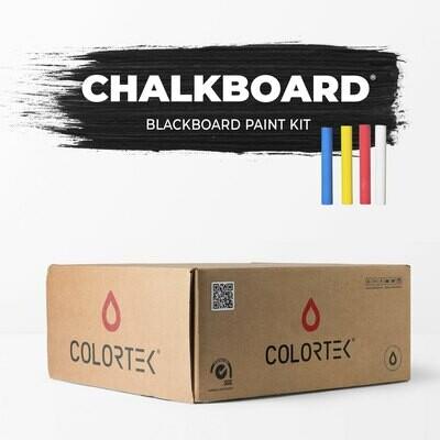 Chalkboard - BlackBoard Paint Kit for 5 sqm