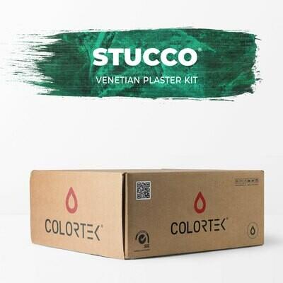 Stucco Venetian Plaster kit for 12 sqm
