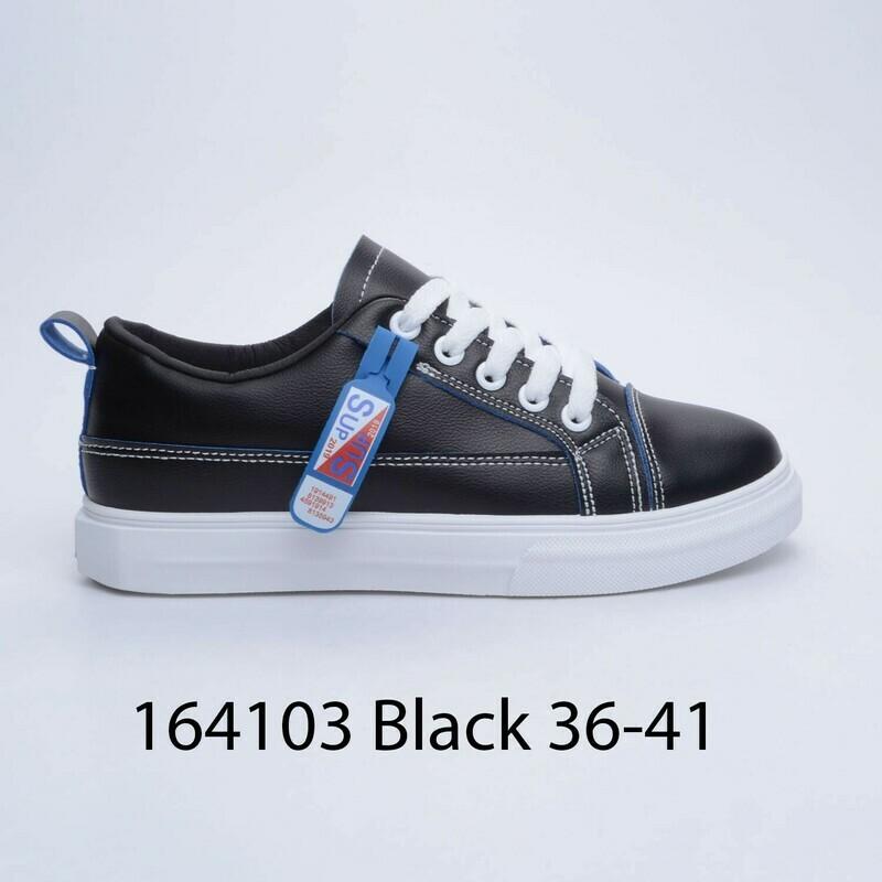 ПАТИКИ МОДЕЛ 164103 BLACK 36/41