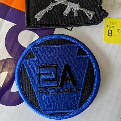 PA2A Official Logo Patch
