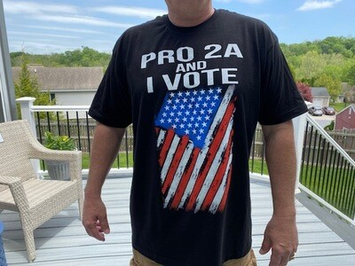 PA2A Official Rally t-shirt!
