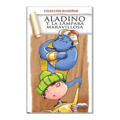 COLECCIÓN RUISEÑOR - ALADINO Y LA LÁMPARA MARAVILLOSA