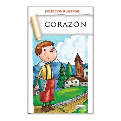 COLECCIÓN RUISEÑOR - CORAZÓN