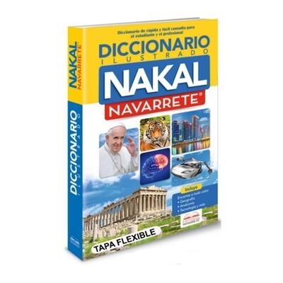 DICCIONARIO ESCOLAR ILUSTRADO NAKAL