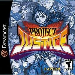 PROJECT JUSTICE (usagé)