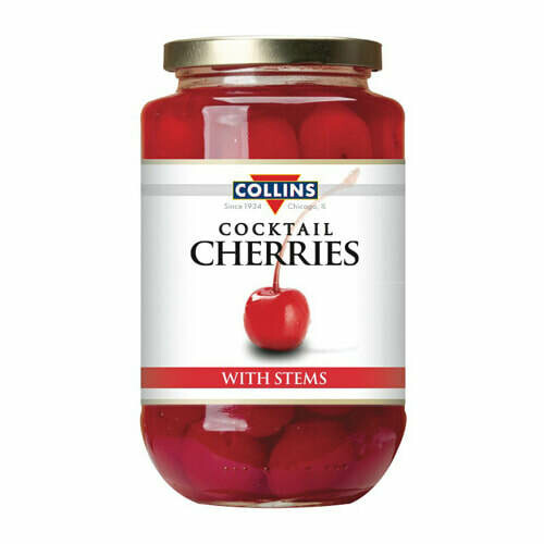 Collins Cocktail Cherries