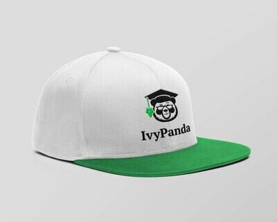 IvyPanda Branded Cap White
