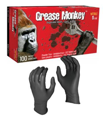 Grease Monkey, 5 mil