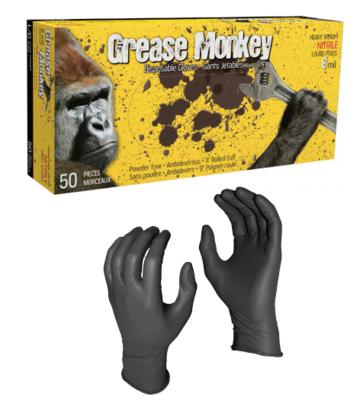 Grease Monkey, 8 mil