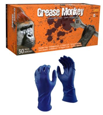 Grease Monkey, 15 mil