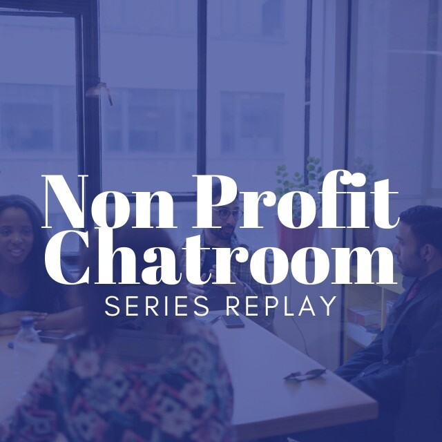 Nonprofit Chatroom Replay