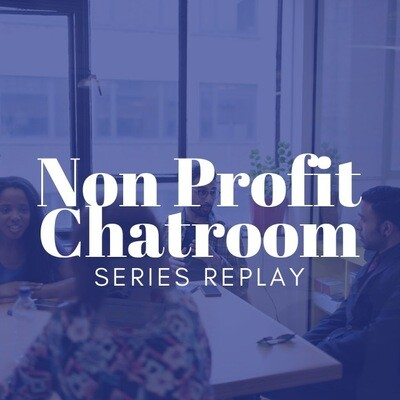Nonprofit Chatroom Replay