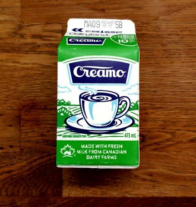 Cream - 10%