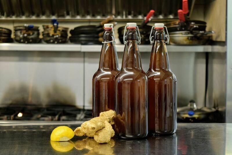 Ginger Beer - 1L Growler