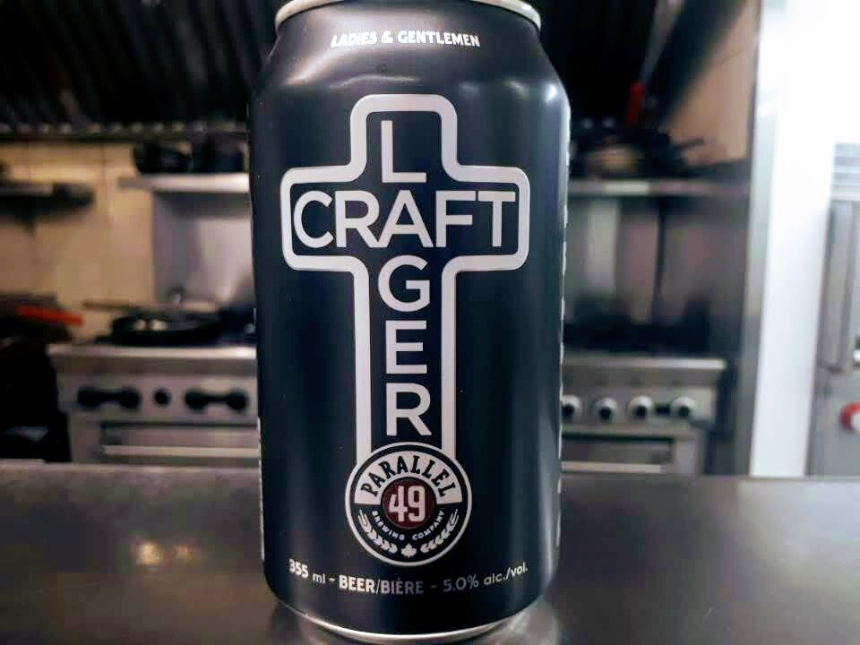 Parallel 49 - Craft Lager