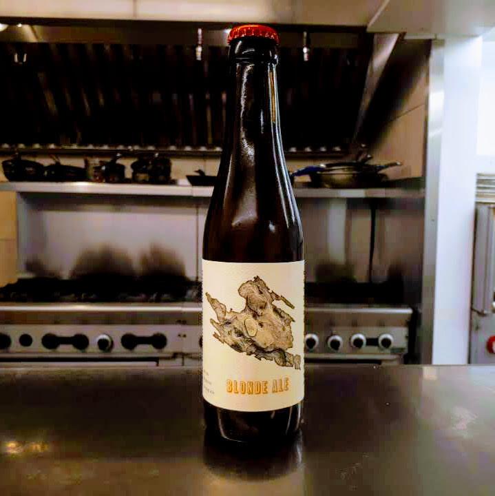 Mayne Island - Blonde Ale