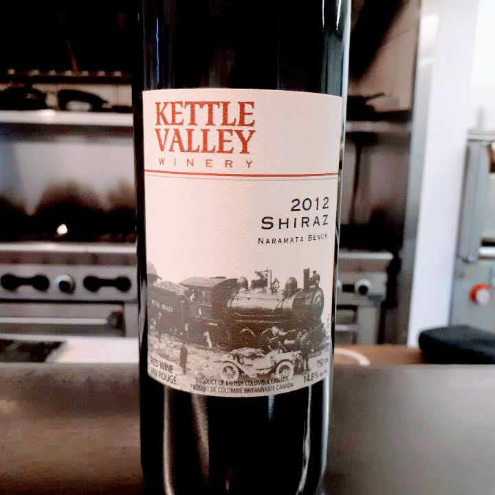Kettle Valley - Shiraz