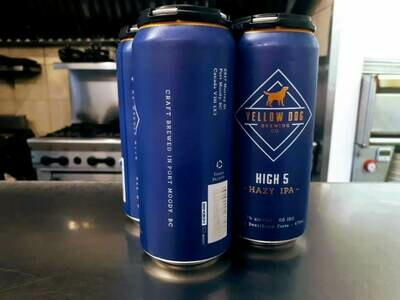 Yellow Dog - High 5 Hazy IPA 4PAK