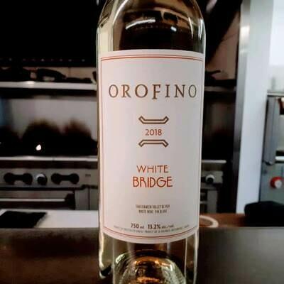 Orofino Winery - White Bridge Blend