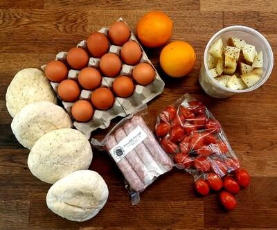 Weekend Breakfast Kit