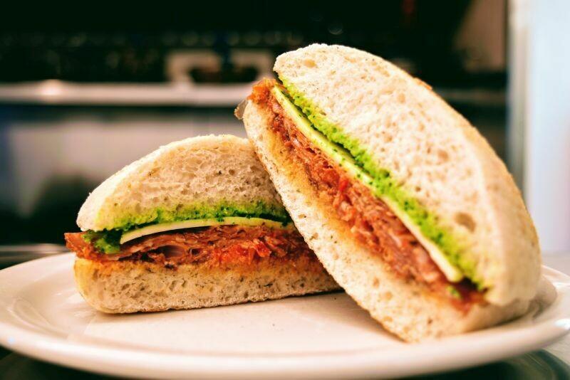Island Star Sandwich