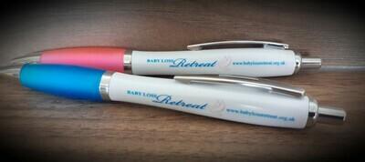 Baby Loss Retreat Pens