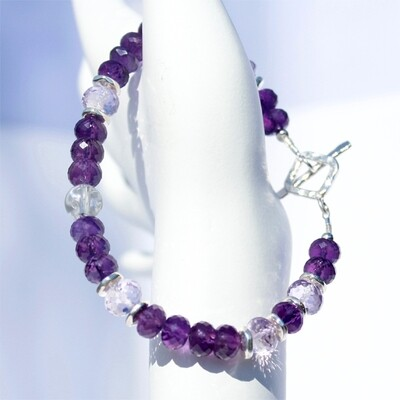 Purple Dreams Bracelet