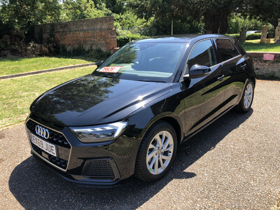 AUDI NEW A1 5 DR AUTO 1.5 PETROL ONLY 251 MILES !!