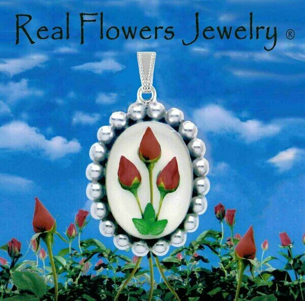 Real Flowers Jewelry®