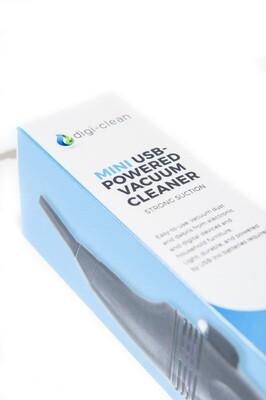 Mini Portable USB-Powered Vacuum Cleaner