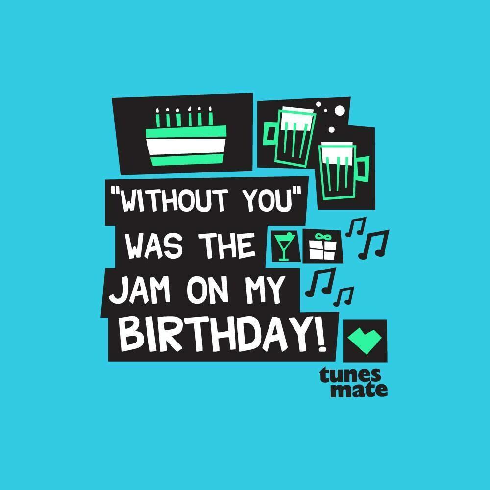 Birthday #1 Tune T-Shirt