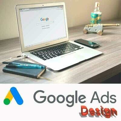 Diseño Google Ads