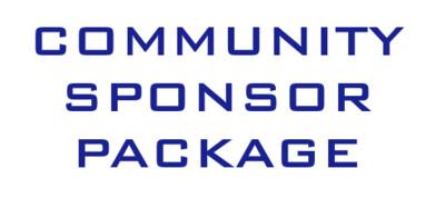 COMMUNITY SPONSOR PACKAGE