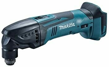 Makita DTM50Z Cordless 18 V Li-ion Oscillating Multi-Cutter