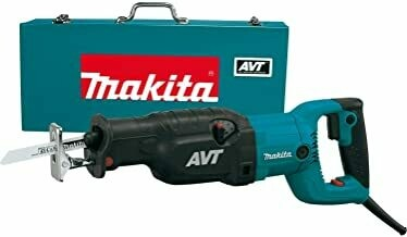 Makita JR3070CT 240 V AVT Reciprocating Saw with Carry Case