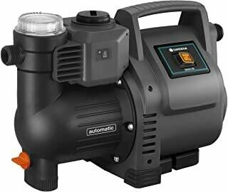 Gardena 01757-20 Pump Station electectrónica 3500 / 4e Classic Standard