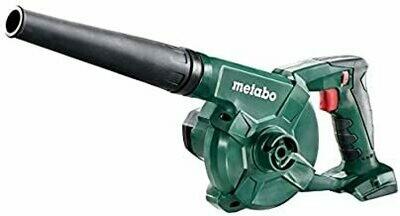 Metabo 602242850 Battery Fan 18 V AG 18, Green, 1