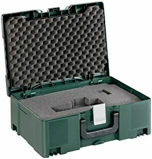 Metabo MetaLoc II 626449000 Tool Box with Foam Inlays