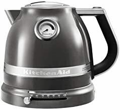 Kitchenaid (5KEK1522EMS) electrical kettle Silver