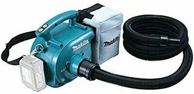 Makita DVC350Z 18V Cordless Li-Ion Vacuum Cleaner/ Dust Extractor/ Blower